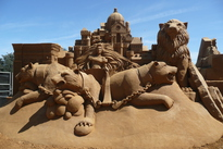 14Jan08-StoryLand_Sand_Sculptures_Frankston