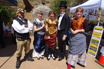 15Oct25-Goulburn Waterworks Steampunk Victoriana Fair